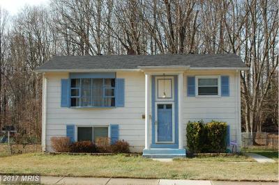 Woodbridge Rental For Rent: 14206 Fullerton Road