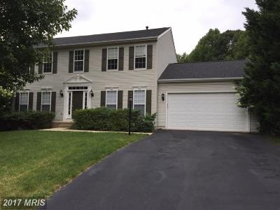 Manassas Single Family Home For Sale: 15501 Pamplin Pipe Court