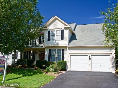 Bristow VA Single Family Home For Sale: $529,900
