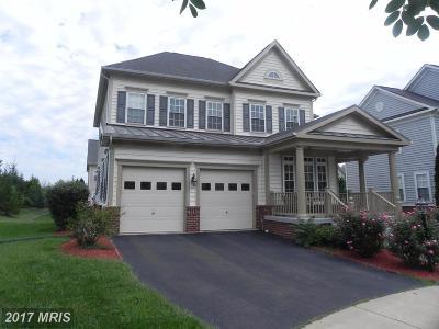Bristow VA Single Family Home For Sale: $539,900