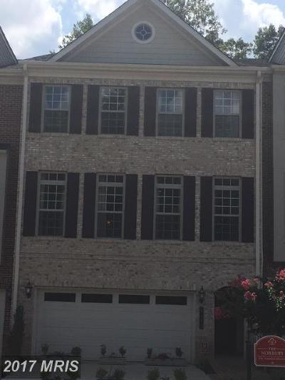 Gainesville Townhouse For Sale: 7903 Turtle Creek Circle