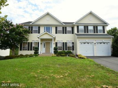 Prince William Single Family Home For Sale: 8913 Edmonston Drive
