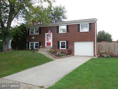 Woodbridge VA Single Family Home For Sale: $315,000