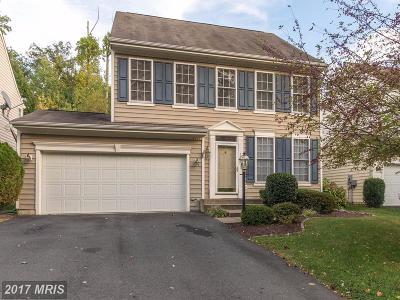 Dumfries Single Family Home For Sale: 17661 Deweys Run Lane