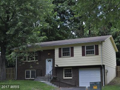 Woodbridge Single Family Home For Sale: 4708 Korvett Drive