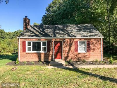 Prince William Single Family Home For Sale: 7231 Signal Hill Road