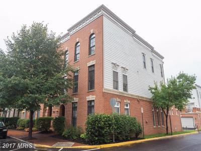 Woodbridge Townhouse For Sale: 499 Belmont Bay Drive