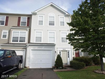 Bristow VA Townhouse For Sale: $314,900
