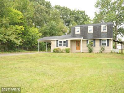 Manassas Single Family Home For Sale: 9789 Flint Rock Road