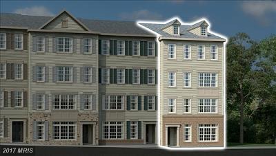 Woodbridge Townhouse For Sale: 14831 Chrysler Court