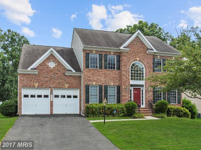 Manassas VA Single Family Home For Sale: $599,000