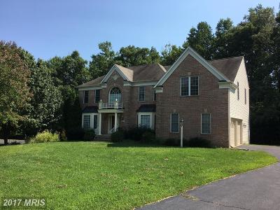 Manassas Single Family Home For Sale: 7605 Ordway Court