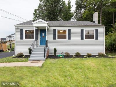 Woodbridge VA Single Family Home For Sale: $299,989