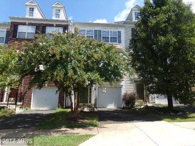 Bristow VA Townhouse For Sale: $329,900