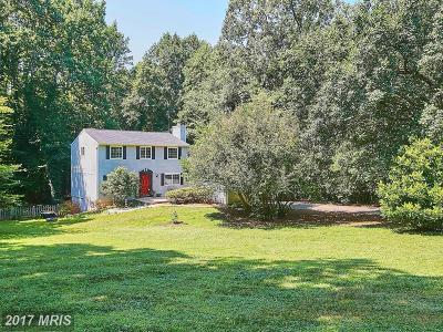 Manassas Single Family Home For Sale: 8075 Gracie Drive