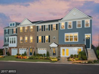Manassas Townhouse For Sale: 8924 Englewood Farms Drive
