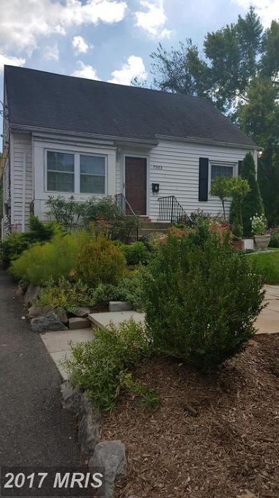 Manassas Single Family Home For Sale: 7565 Alleghany Road