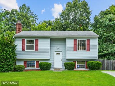 Dumfries Single Family Home For Sale: 18065 Tompkins Court