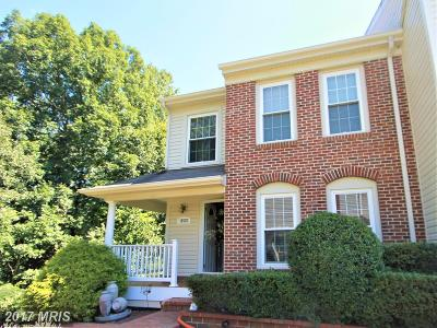 Woodbridge VA Townhouse For Sale: $359,500