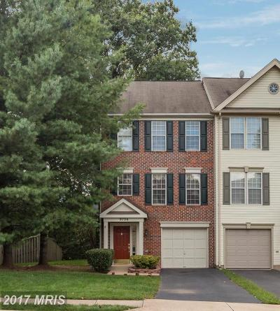 Bristow Townhouse For Sale: 9706 Bedder Stone Place