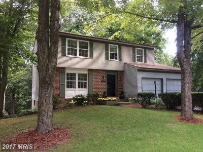 Prince William Single Family Home For Sale: 16042 Laconia Circle