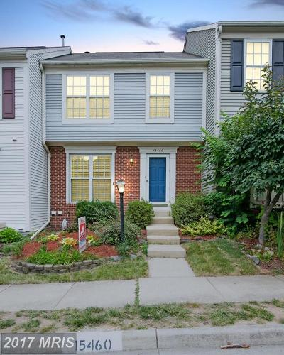 Dumfries Townhouse For Sale: 15460 Windsong Lane