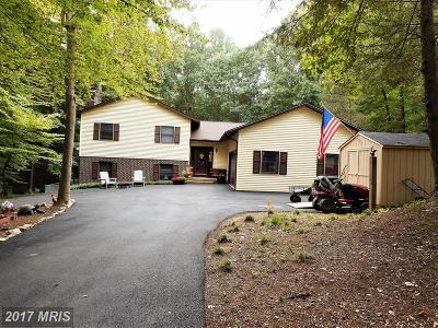 Manassas Single Family Home For Sale: 6773 River Road