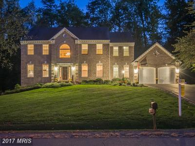 Manassas Single Family Home For Sale: 7867 Pembridge Road