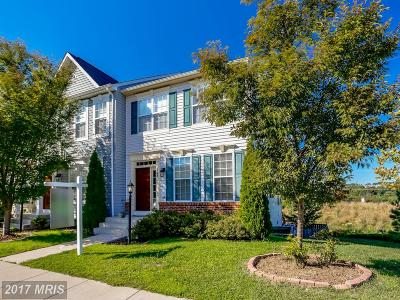 Woodbridge Townhouse For Sale: 2368 Battery Hill Circle