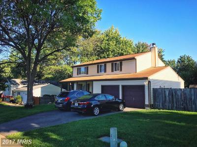 Woodbridge Single Family Home For Sale: 13595 Rush Drive