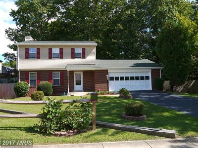 Single Family Home For Sale: 13203 Nottingdale Drive