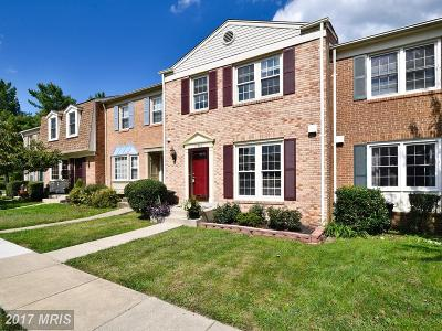 Woodbridge Townhouse For Sale: 11365 Cromwell Court