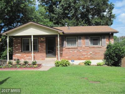Woodbridge Rental For Rent: 4518 Evansdale Road