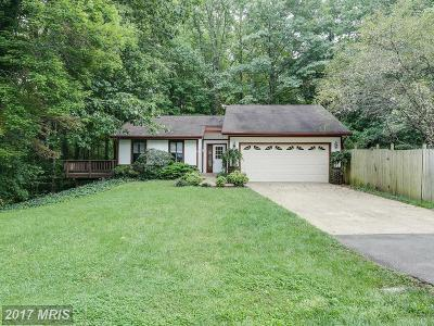Prince William Single Family Home For Sale: 15155 Ashwood Court