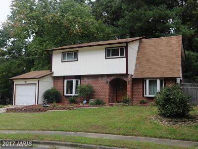 Single Family Home For Sale: 12705 Westport Lane