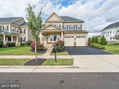 Bristow VA Single Family Home For Sale: $544,900