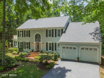 Single Family Home For Sale: 13008 Montpelier Court