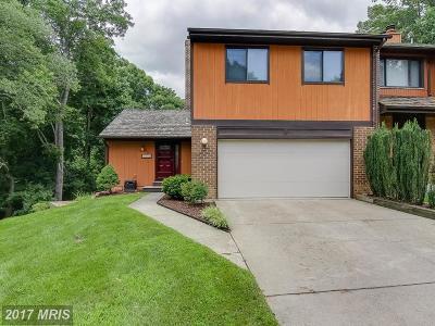 Woodbridge Townhouse For Sale: 2586 Tree House Drive