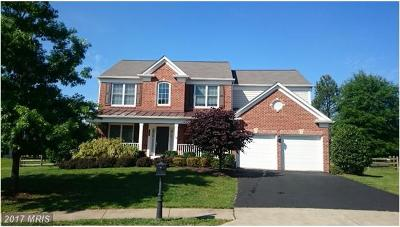 Manassas Single Family Home For Sale: 9409 Old Settle Court