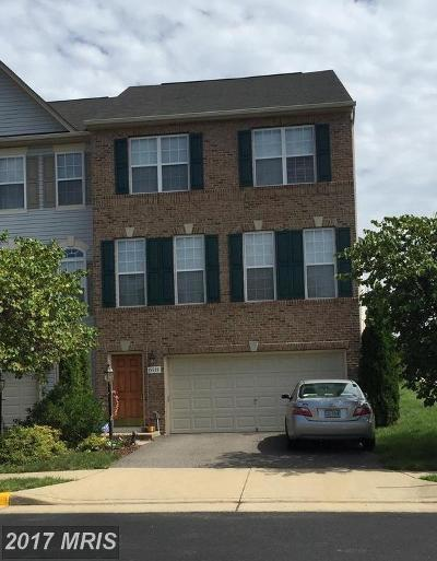 Woodbridge Townhouse For Sale: 15535 Exmore Court