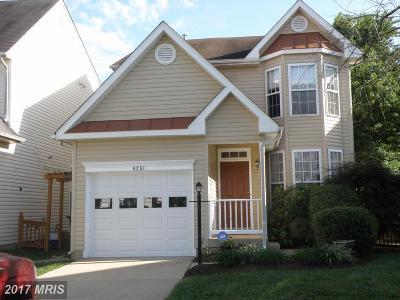 Woodbridge Single Family Home For Sale: 6251 Tenor Court