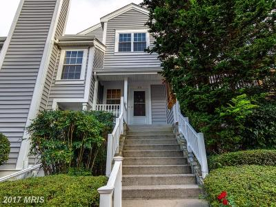 Occoquan Townhouse For Sale: 413 Fortress Way