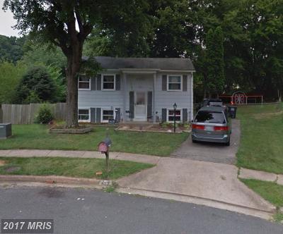 Woodbridge VA Single Family Home For Sale: $275,000