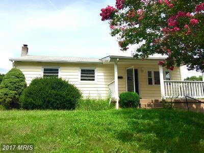 Woodbridge Rental For Rent: 1260 Columbia Road