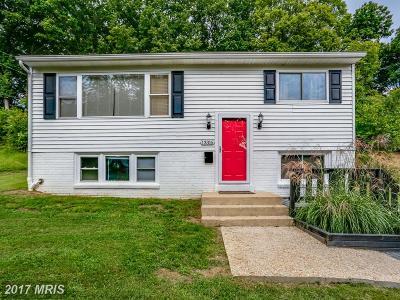 Woodbridge VA Single Family Home For Sale: $269,900