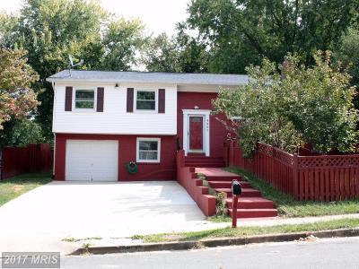 Woodbridge Single Family Home For Sale: 4907 Kirkdale Drive