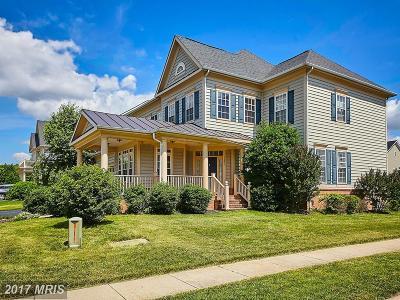 Bristow VA Single Family Home For Sale: $548,000