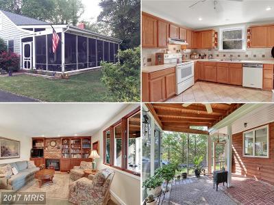 Manassas Single Family Home For Sale: 7522 Lake Drive