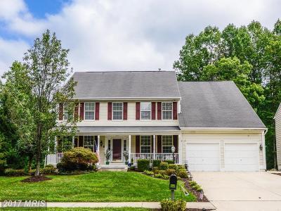 Manassas Single Family Home For Sale: 5994 Fincastle Drive