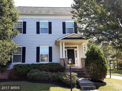 Bristow Duplex For Sale: 9500 Tarvie Circle